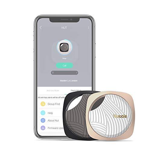 Trovatore di chiavi, 2 in 1, Bluetooth Tracker Key Finder, supporta iOS/Android, Smart One Touch, viene utilizzato per trovare telefoni cellulari, portafogli, chiavi, valigie, animali domestici, ecc.