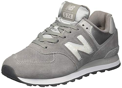 New Balance 574v2, Zapatillas Mujer, Gris (Marblehead/Magnet Fhc), 38.5 EU