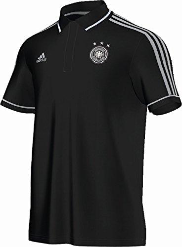 Adidas DFB Fanshop Deutschland Dfb Polo-Shir Sporttasche L ack/mtsilv, Größe Adidas:XS