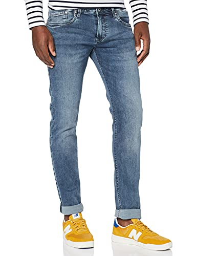 Pepe Jeans Herren Hatch Jeans, 000 Denim, 36W / 34L
