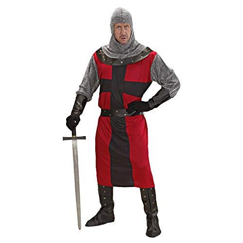 Widmann - Mittelalterliches Ritter-Kostüm für Herren - XL