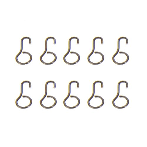 Sail Clew Hook - 10 Pack for The V1-V5 Joysway Dragon Force DF65 RC Sailboat