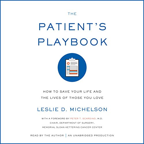 The Patient's Playbook cover art