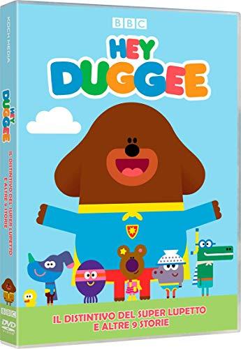Hey Duggee - Il Distintivo Del Super Lupetto - Dvd Con Sorpresa ( DVD)