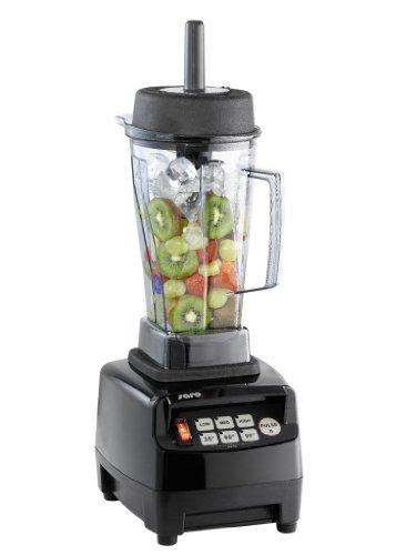 Saro 329-20151 JTC Omniblend V Modell TM-800 Mixer/Blender/Smoothie Maker, 2 L, 950 W, schwarz