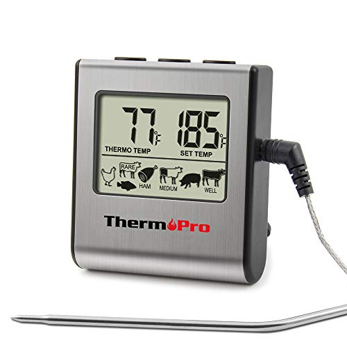 ThermoPro TP-16 Digital Cooking Food Meat Thermometer