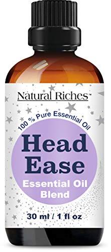 Natural Riches Migraine & Headache Pain Relief Essential Oil...