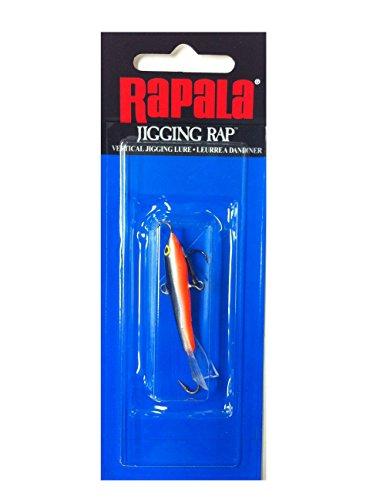 Rapala(ラパラ) メタルジグ ジギングラップ ユニバーサルカラー 5cm 9g シルバーシャッド SSD W5-SSD ルアー