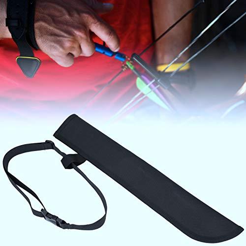 Yosoo Health Gear Supporto per frecce, faretra per frecce, Cintura Regolabile per Principianti di Escursionismo da Club all'aperto