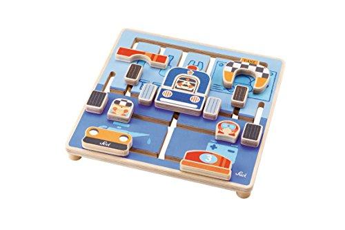 Sevi - 82675 - Puzzle - Labyrinthe Mécanique