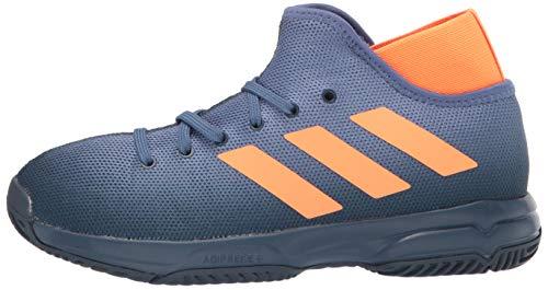 Product Image 8: adidas Phenom Tennis Shoe, Crew Navy/Screaming Orange/Crew Blue, 5 US Unisex Big Kid