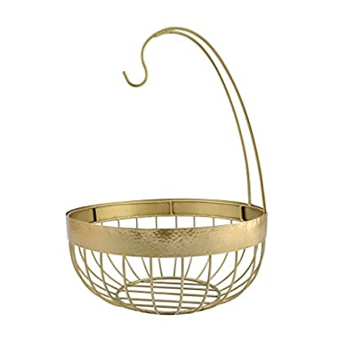 Thirstystone N895 Fruit Basket, One Size, Gold