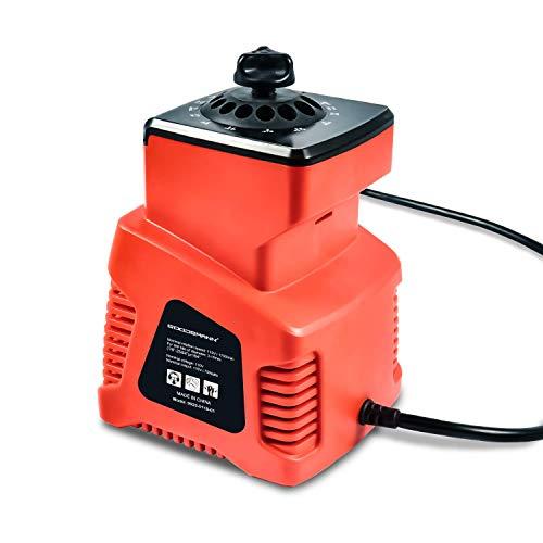 GOODSMANN Electric Drill Bit Sharpener, Heads 1/8' - 25/64', 1350 RPM/ 1700 RPM 9923-0110-01