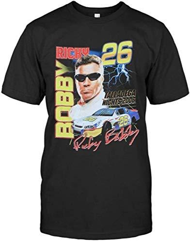 Novastar T-Shirts Movie Sports Comedy Movie #Talladeganights The Ballad Of #Rickybobby T-Shirt Gift For Fans Movie Lovers