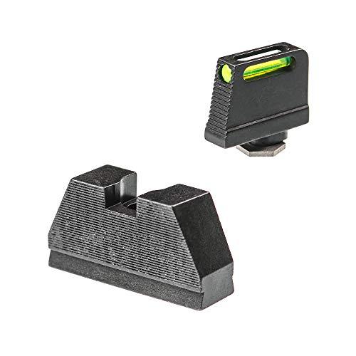 Suppressor Height Green Fiber Sight for Glock Pistol