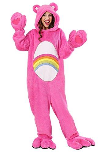 Care Bears Deluxe Cheer Bear Kostüm für Erwachsene - M