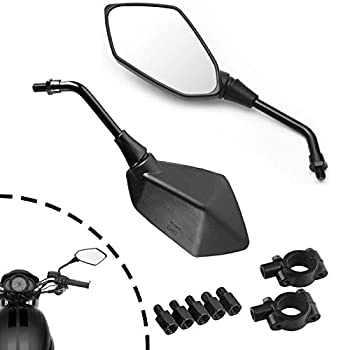Best motorcycle rear view mirror Reviews