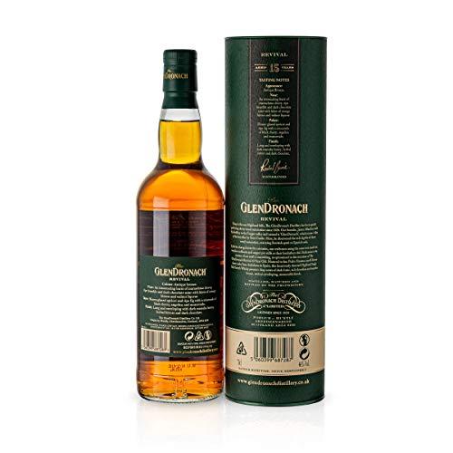 Glendronach Revival 15 Jahre Single Malt Scotch Whisky (1 x 0.7 l) - 2