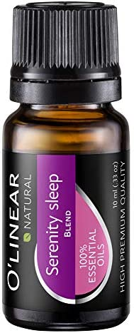 Sleep Essential Oil Blend 100 Pure Therapeutic Grade Good Sleep Blend Oil 10ml Perfect for Aromatherapy product image