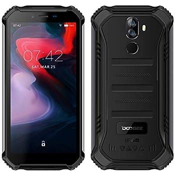2019】 DOOGEE S40 (3GB+32GB) 4G Android 9.0 Sólido Móvil Libre ...