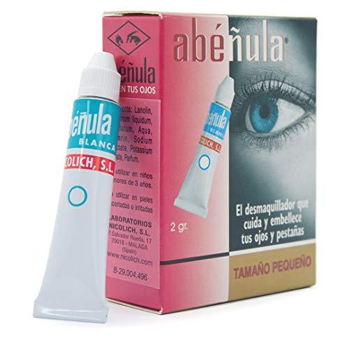 Abeñula crema para los ojos blanca 2g
