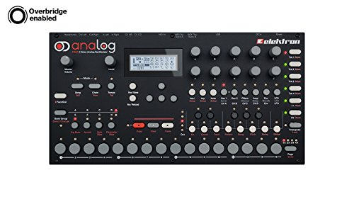 Elektron Analog V90-LPS Four analógico a 4voci USB MIDI 5Pines