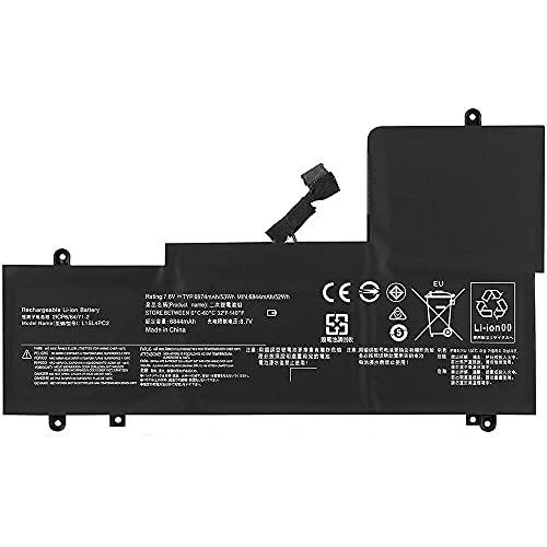7xinbox Batería de repuesto para portátil Yoga 710-14ISK 710-14IKB 710-15ISK 710-15IKB 710-14ISK 710-14IKB 710-15ISK 710-15IKB 710-14IKB 710-1444 (7,6 V, 7,6 V, 6 Wh) Tableta.