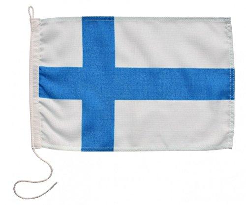 Navyline Gastlandflagge Finnland - 20 x 30 cm