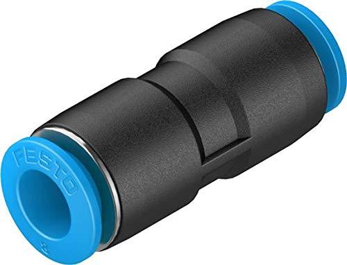 QS-8-6 (153038) Steckverbindung Bau-größe:Standard Nenn-weite:4,0mm Einbaulage:beliebig
