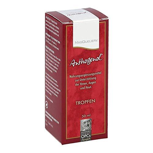 ANTHOGENOL Masquelier OPC Tropfen 50 ml
