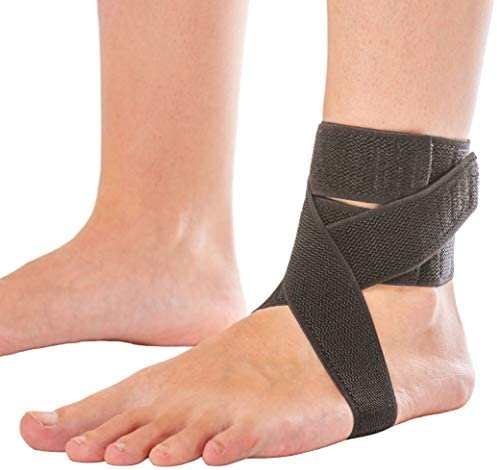 Plantar Fasciitis Day Ankle Brace Daytime Splint with Heel Strap That Fits in Shoe for Peroneal product image