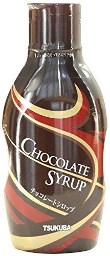 筑波乳業 チョコレートシロップ 580g