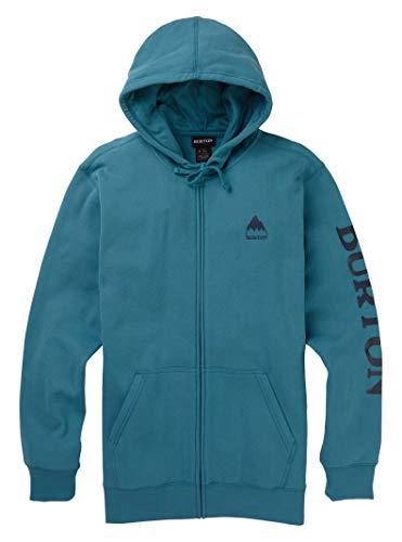 Burton Men's Elite Full-zip,  Storm Blue,  Large
