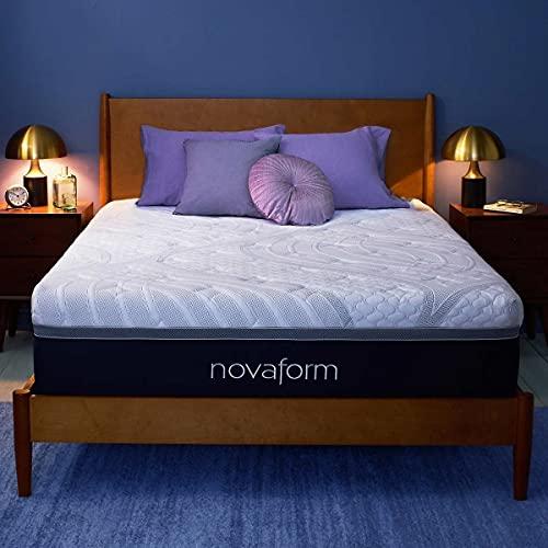 Novaform 14' Comfort Grande Plus Memory Foam Mattress (Queen)