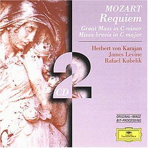 Mozart: Requiem / Große Messe c-moll