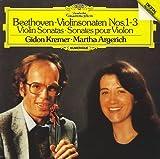 ベートーヴェン:ヴァイオリンソナタ第1番&第2番&第3番