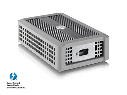 AKiTio (T3TGAA0008Y000) Thunder3 10G-Netzwerkadapter (Mac & PC) für macOS 10.13.6 und höher