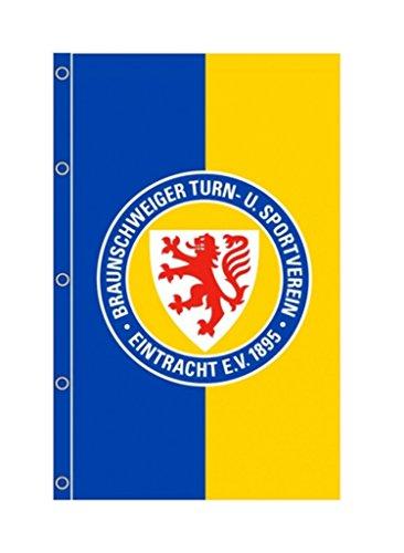 Eintracht Braunschweig - Hissfahne