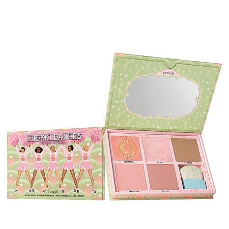 BENEFIT COSMETICS The Cheekleader - Paleta de mejillas, color rosa