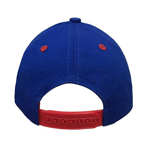 Disney PJ Masks Boys' Blue Baseball Cap – Size Toddler Age 2-5