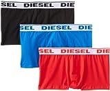Diesel UMBX-SHAWN3PK-00SB5I-0GAFN Bóxers, 3, M para Hombre