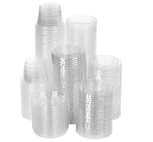 La Mejor Selección de Vasos para gelatina los 5 más buscados. 9