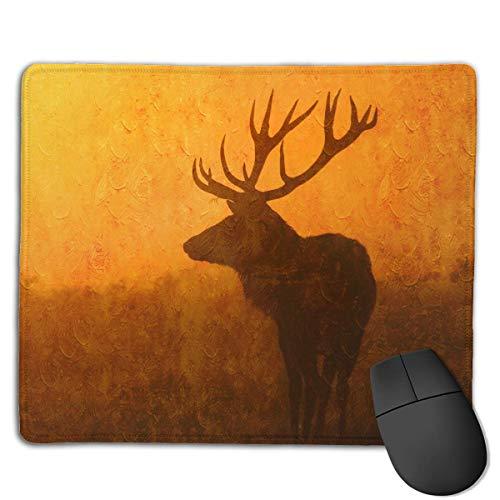 GSRONY Art Gaming Mousepad, Deer...