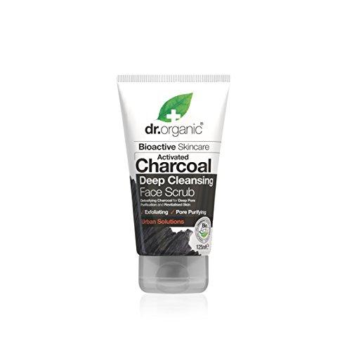 Dr. Organic Exfoliante Facial Carbon Activado 125 ml 125 ml