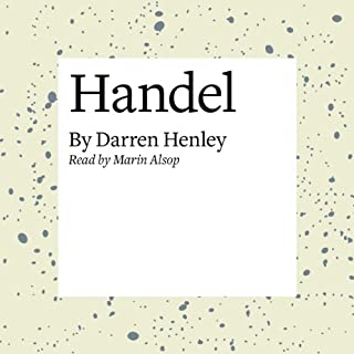 Handel audiobook cover art