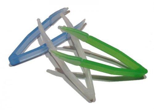 Pinzette für weiche Kontaktlinsen/Kontaktlinsenpinzette (1 Stück)