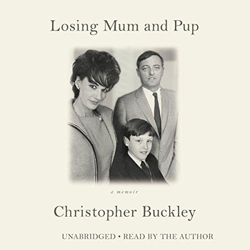 Losing Mum and Pup audiobook cover art