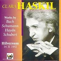 Haskil Plays J.s.bach, Schumann, Haydn, Schubert