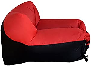 EasyGO Products Woohoo 2.0 Giant Inflatable Lounger Chair with Carry Bag
