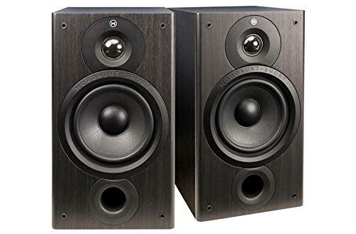 Mordaunt Short M20, Compact Bookshelf Speakers (Pair) - Black